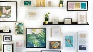 Comment décorer son salon avec des cadres muraux ? 11