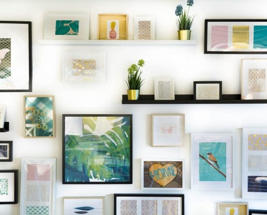 Comment décorer son salon avec des cadres muraux ? 4