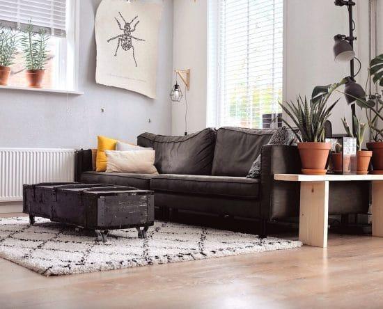 Comment décorer son salon avec un tapis de sol personnalisé ? 3